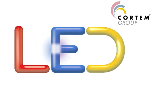 LED CORTEM LOGO